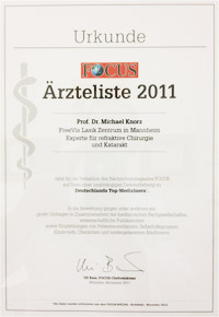 Prof. Dr. Michael Knorz
